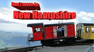 Top 10 reasons NOT to move to New Hampshire. It is a swing state and that sucks, kind of.