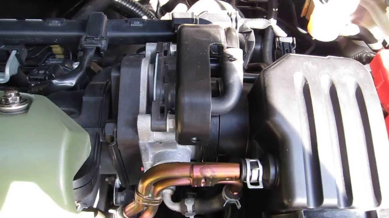 Ticking 2007 Honda Fit Engine Purge Control Solenoid