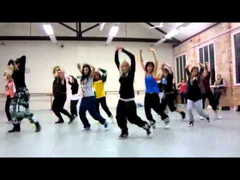 Louboutins - Jennifer Lopez choreography by Jasmine Meakin (...