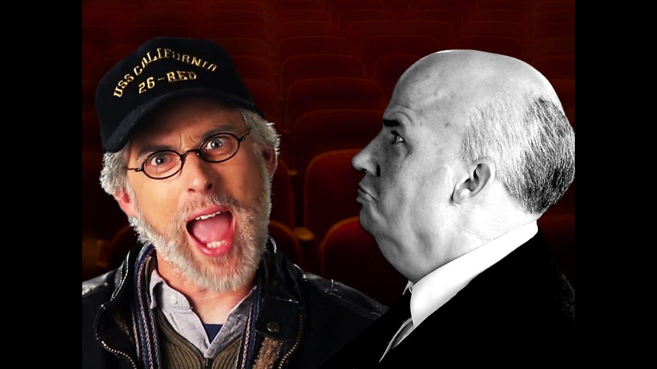 Spielberg vs Hitchcock vs Tarantino vs Kubrick vs Michael Bay en una batalla de rap