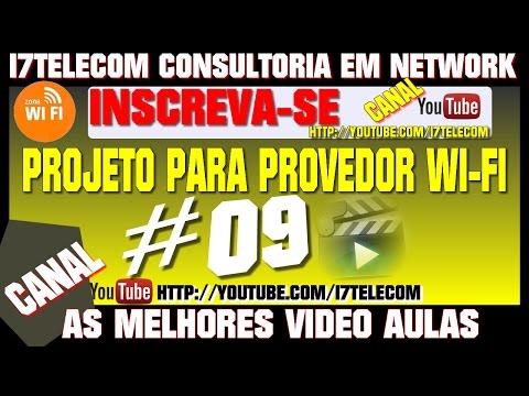 #09 Projeto Provedor WI FI Gratis Parte 9 Instalando FreePBX Servidor VOIP
