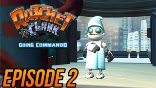 Ratchet and Clank 2: Going Commando (HD Collection) - Episode 2