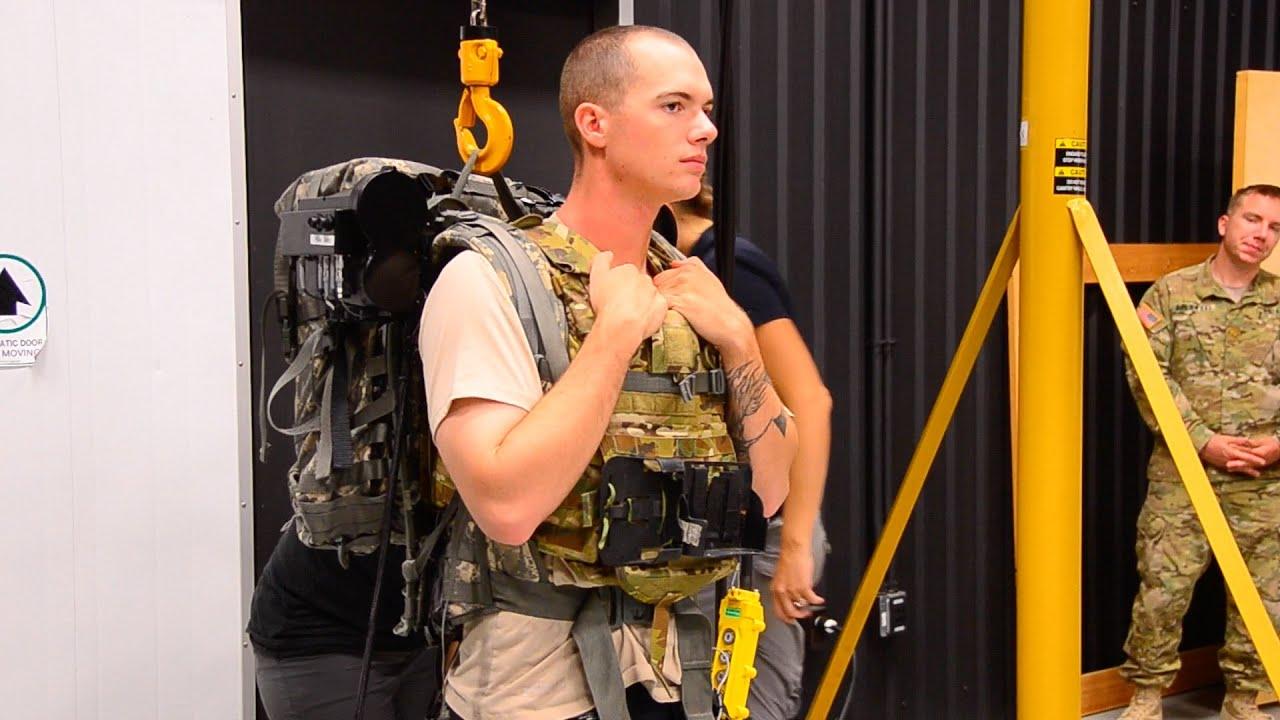 DARPA: Ακούραστοι στρατιώτες