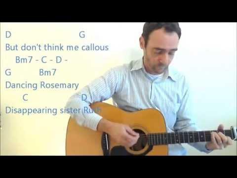 Sixto rodriguez lyrics and chords