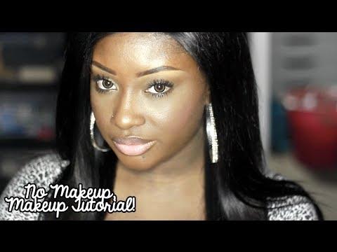 Get Ready with Me   No Makeup. Makeup! (Talk Through)