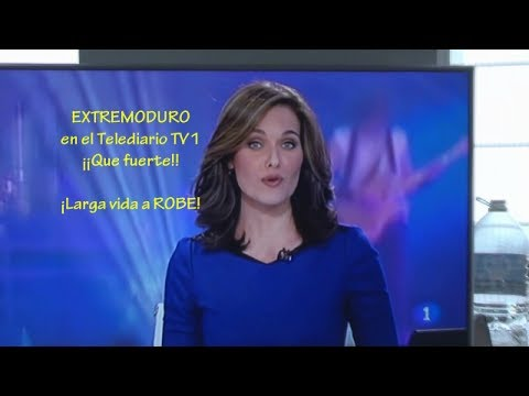 Extremoduro en el Telediario TV1 ¡¡Que fuerte!!