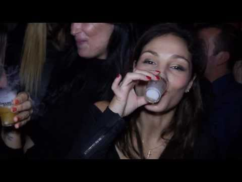 Smoking Shots launch Apotheka, Nice, France  09 01 14
