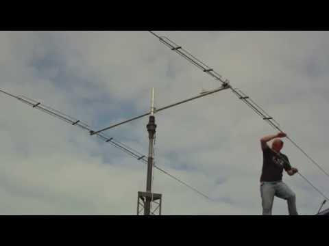Comantenna 20m Monobander (720P High Definition)