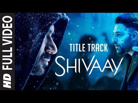 BOLO HAR HAR HAR Full Video Song |  SHIVAAY Title Song |  Ajay Devgn |  Mithoon Badshah | T-Series