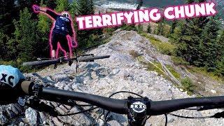 THE RAZOR'S EDGE | Mountain Biking near Kananaskis Country, Alberta Canada