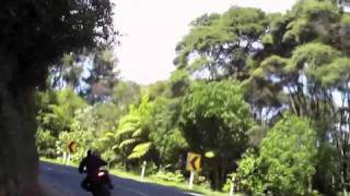 Kawasaki Ninja 250R Vs. Honda Hornet 900 Mountain Battle