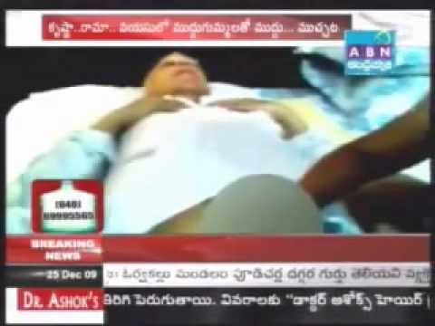 AP Governor N.D.Tiwari sex scandal  Video Bharatwoods.com