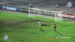 Cúp Tiger 98 | Indonesia - Thái Lan | Trận đấu nhục nhã của bóng đá Đông Nam Á | BLV Quang Huy
