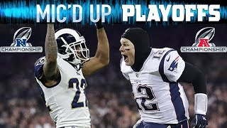 Best Mic'd Up Sounds of the 2019 Playoffs | NFL Films