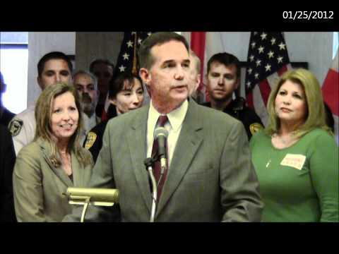 PIP Reform Press Conference 1-25-2012
