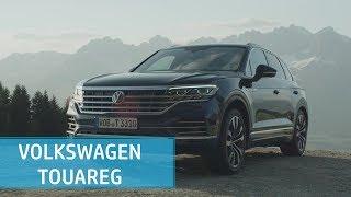 Volkswagen Touareg 2018 | Toma de contacto | Pruebas de coches | Diariomotor