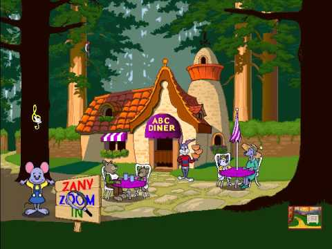 Reader Rabbit and Friends: Let's Start Learning Download ...