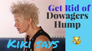 Get Rid of A Dowagers Hump - Secret Discovery & So Easy