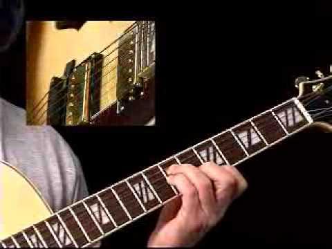 Rhythm Guitar Lessons - Jazz Pattern #1 - Rhythmology