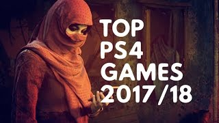 Top 10 Ps4/Ps4 pro Exclusive Games 2017-2018 | Upcoming Ps4 Exclusive Games 2017-2018 | HD 60fps
