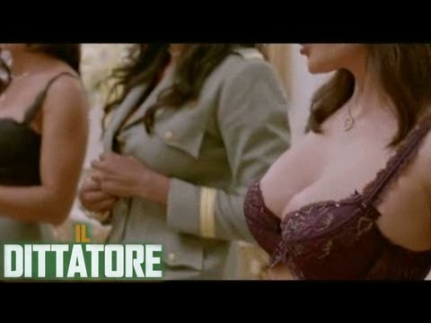 Il Dittatore Trailer Italiano Red Band
