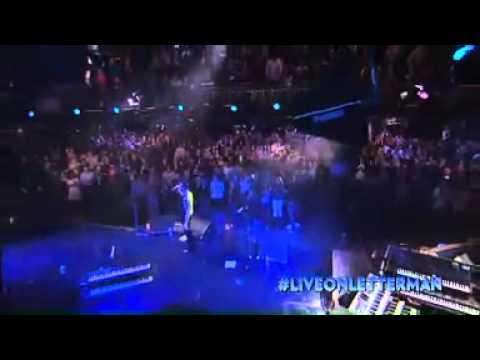 Depeche Mode - Live On Letterman (March, 11th 2013 @ Ed Sullivan Theater NY)