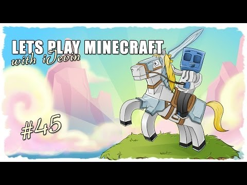 Let's Play Minecraft: MEET SLIMEY! (Ep. 45)