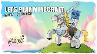 Let's Play Minecraft: MEET SLIMEY! (Ep. 45)