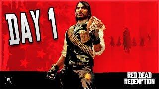 Red Dead Redemption (The Beginning)