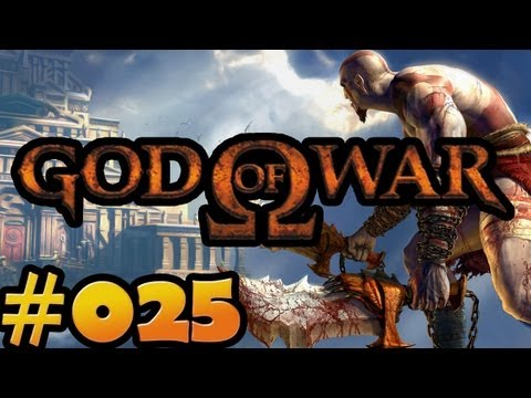 Let's Play God of War #025 - Raum der Götter [Deutsch][Blind][PlayStation3]