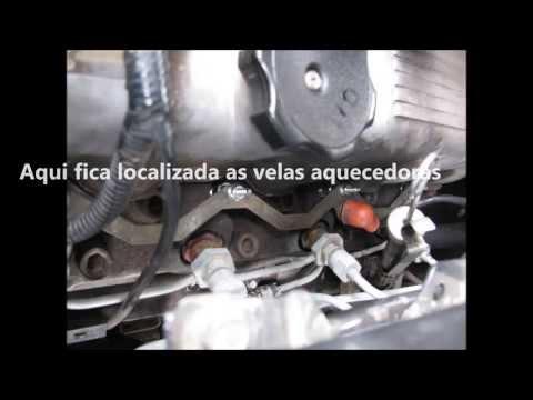 Pajero SPORT  ou L200 DIESEL não Pega Fumaça Branca Mitsubishi MOTOR 4D56