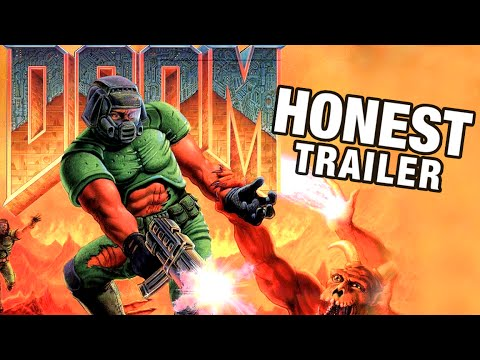 DOOM (Honest Game Trailers)