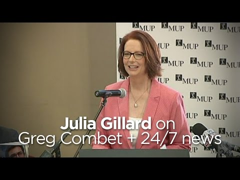 Julia Gillard: Context being lost in the news cycle