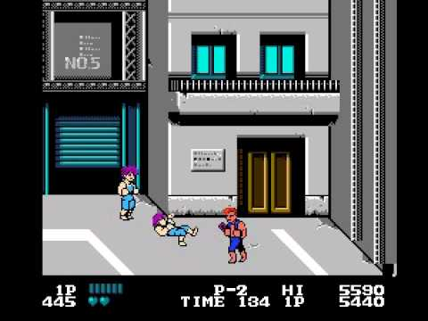Double Dragon - Double Dragon (NES) - Vizzed.com Play - User video