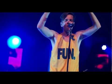 Fun. - Some Nights (live) video