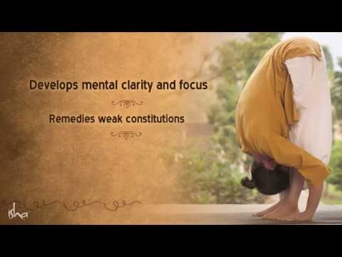 Surya Kriya - Fire Up The Sun Within | Isha Hata Yoga