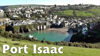 Port Isaac in Cornwall on A Perfect Day - Doc Martin Location