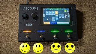 Headrush Gigboard - Love & Disappointment
