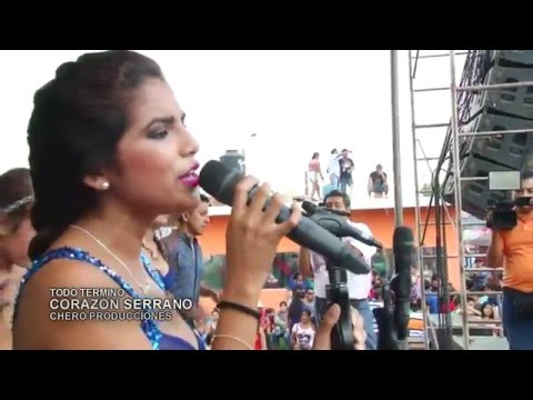 TODO TERMINO - CORAZON SERRANO (VIDEO OFICIAL 2016)