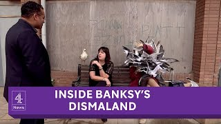 Dismaland: inside Banksy's dystopian playground