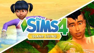 Sims 4 Island Living Gameplay | Mermaids and More!
