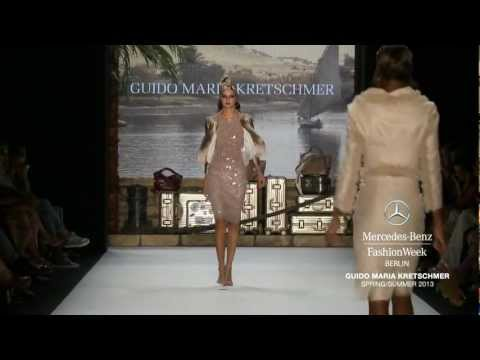 Guido Maria Kretschmer Show Mercedes-Benz Fashion Week Berlin S/S 2013