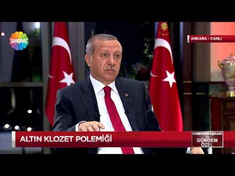 Recep Tayyip Erdoğan - Gündem Özel