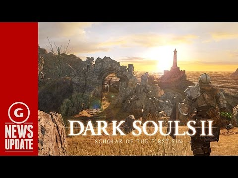 Dark Souls II Coming to PS4 & Xbox One - GS News Update