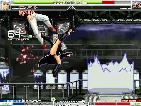 【MUGEN】God Wind VS Orochi