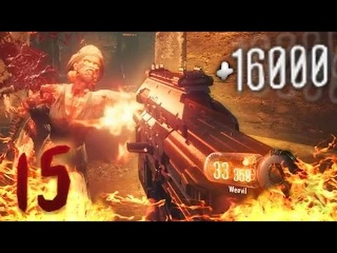 Black Ops 3  Zombies - Level 15!! Face cam Gameplay - Prettyboyfredo