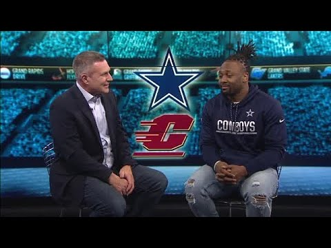 Sports OT: Frazier On Giving Back, The NFL
