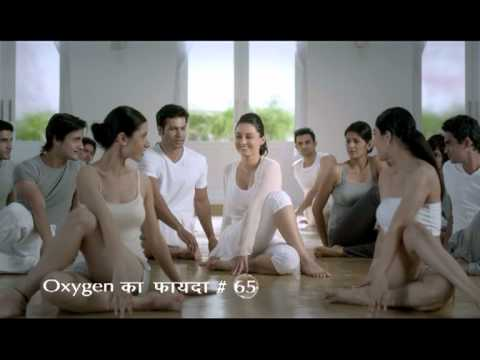 Oxy Creme Bleach New cool TVC featuring Manis...