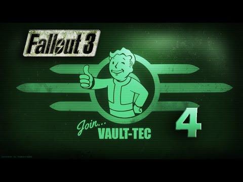 Fallout 3 | 4 | Washington DC, el camino a Radio Galaxia
