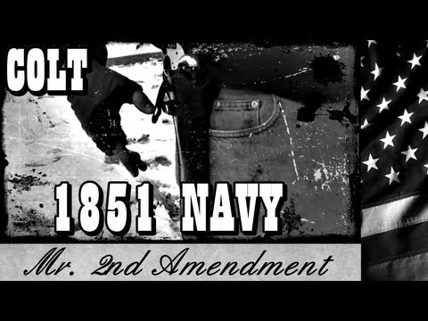 1851 Colt Navy
